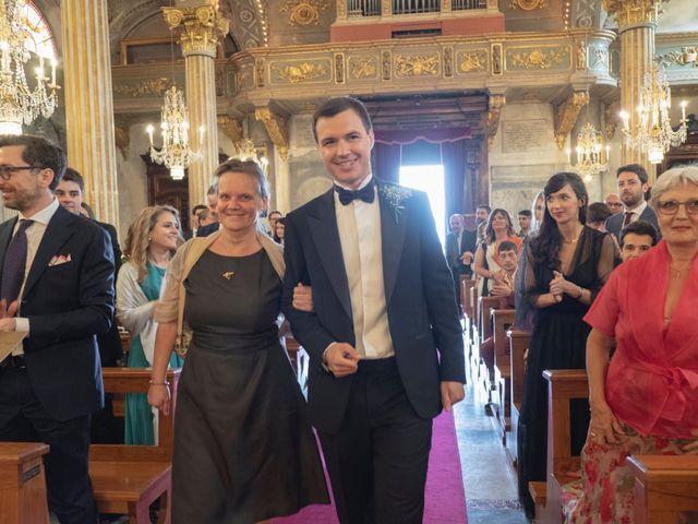 Il matrimonio di Albert e Enrica a Santa Margherita Ligure, Genova 43