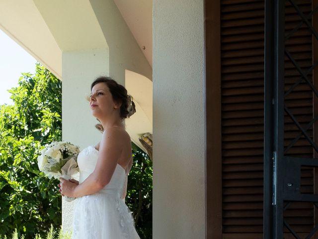 Il matrimonio di Patrucco e Ilaria a Besate, Milano 7