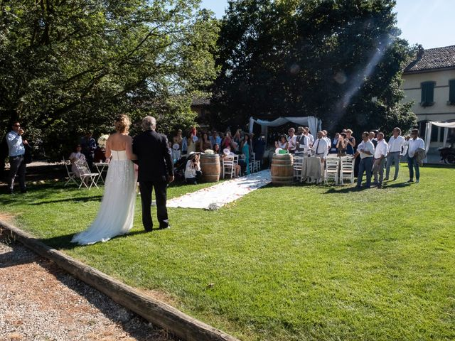 Il matrimonio di Patrucco e Ilaria a Besate, Milano 11