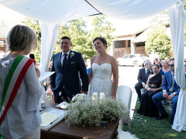 Il matrimonio di Patrucco e Ilaria a Besate, Milano 12