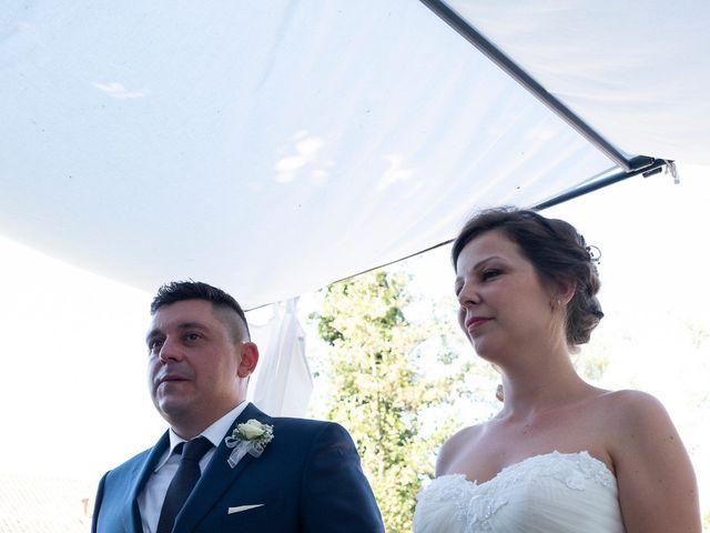 Il matrimonio di Patrucco e Ilaria a Besate, Milano 13