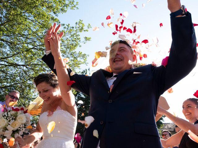 Il matrimonio di Patrucco e Ilaria a Besate, Milano 1