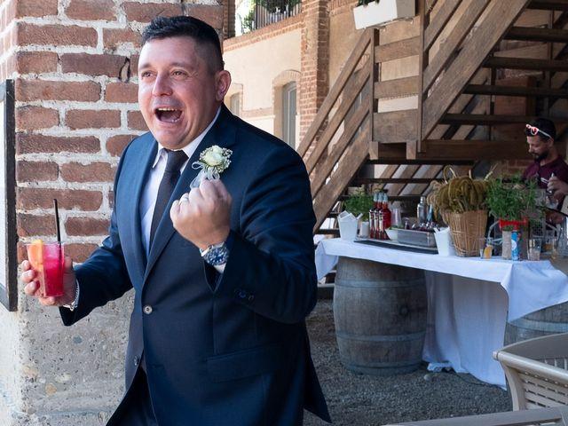 Il matrimonio di Patrucco e Ilaria a Besate, Milano 17