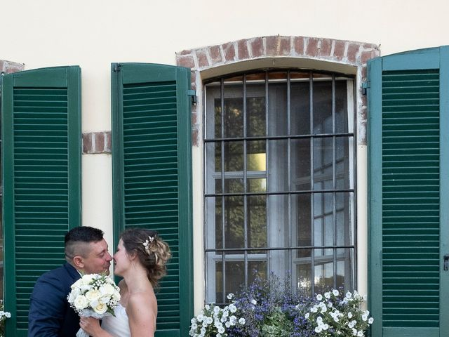 Il matrimonio di Patrucco e Ilaria a Besate, Milano 18
