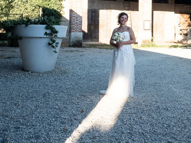 Il matrimonio di Patrucco e Ilaria a Besate, Milano 20