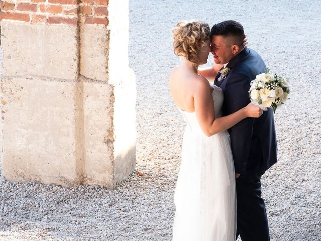 Il matrimonio di Patrucco e Ilaria a Besate, Milano 21