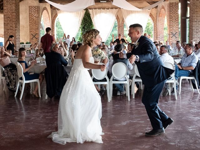 Il matrimonio di Patrucco e Ilaria a Besate, Milano 22