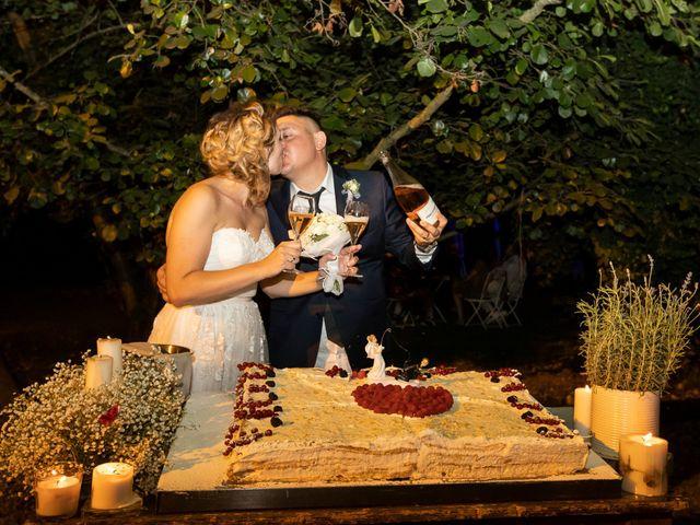 Il matrimonio di Patrucco e Ilaria a Besate, Milano 30