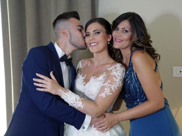 Il matrimonio di Vincenzo e Claudia a Reggio di Calabria, Reggio Calabria 17