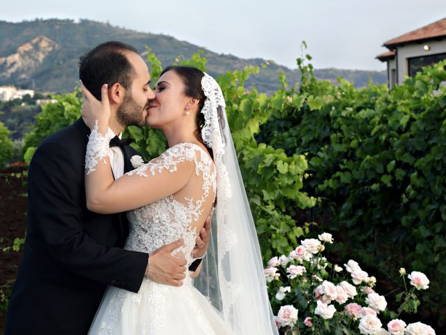 Le nozze di Claudia e Vincenzo