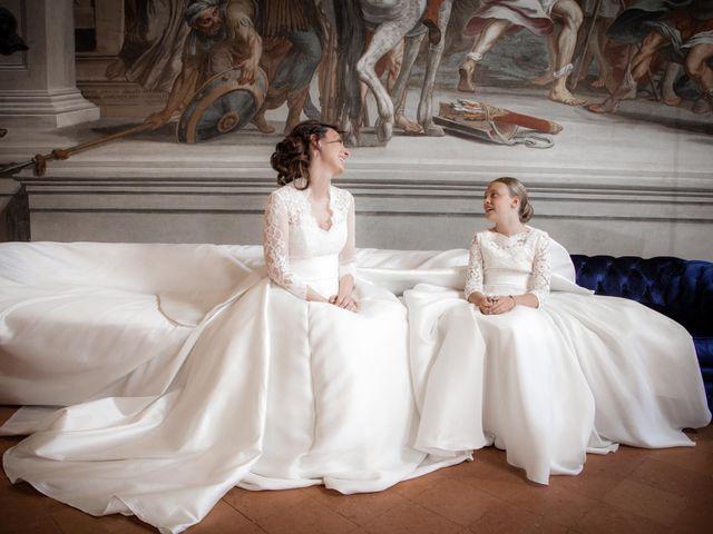 Il matrimonio di Matteo e Barbara a Pescantina, Verona 9