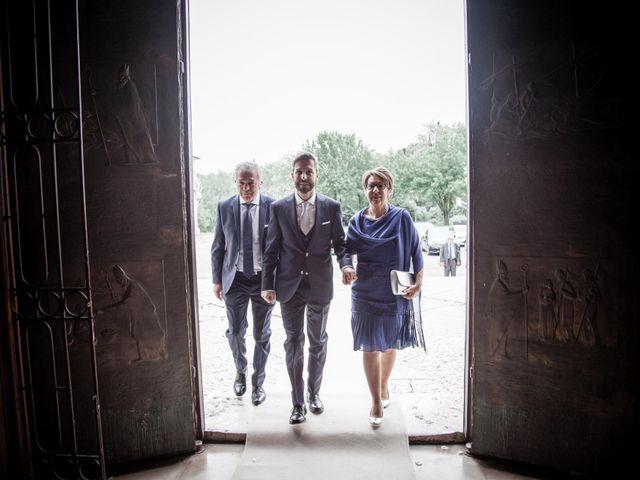 Il matrimonio di Matteo e Barbara a Pescantina, Verona 38