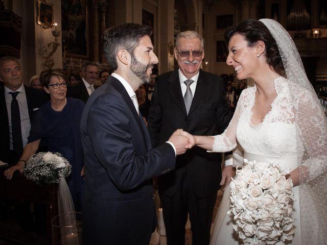 Il matrimonio di Matteo e Barbara a Pescantina, Verona 41