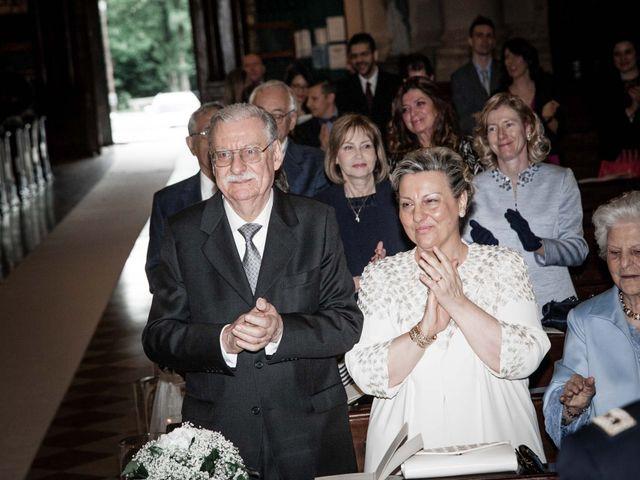 Il matrimonio di Matteo e Barbara a Pescantina, Verona 43