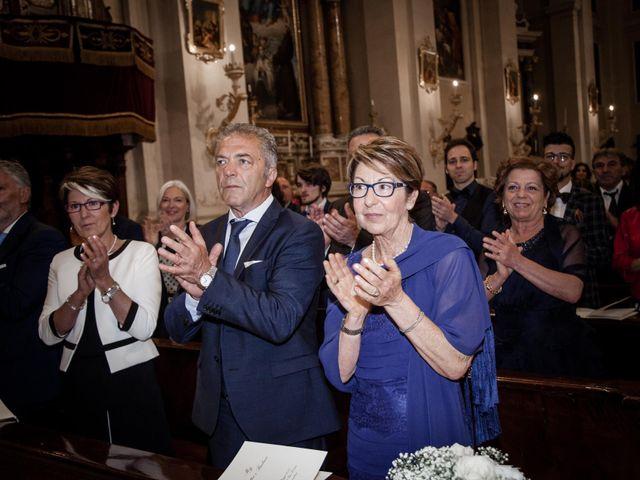 Il matrimonio di Matteo e Barbara a Pescantina, Verona 46