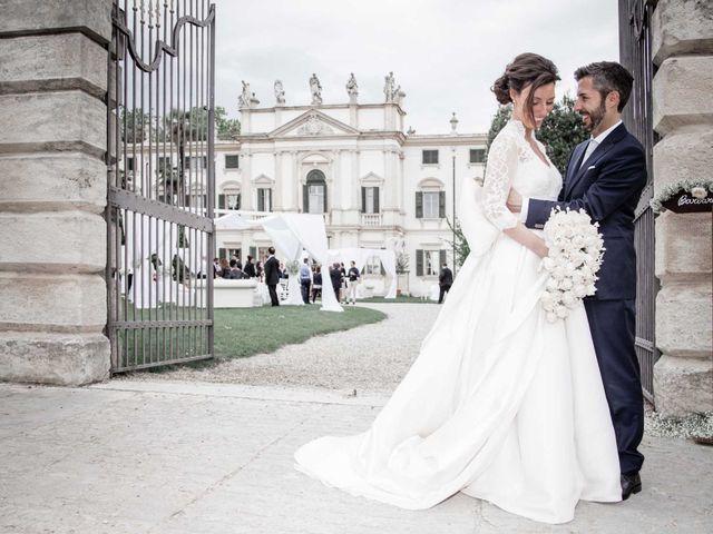 Il matrimonio di Matteo e Barbara a Pescantina, Verona 51