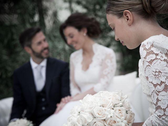 Il matrimonio di Matteo e Barbara a Pescantina, Verona 53