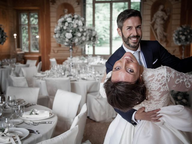 Il matrimonio di Matteo e Barbara a Pescantina, Verona 54