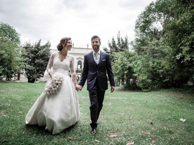 Il matrimonio di Matteo e Barbara a Pescantina, Verona 57