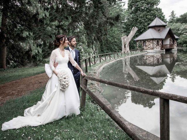 Il matrimonio di Matteo e Barbara a Pescantina, Verona 2