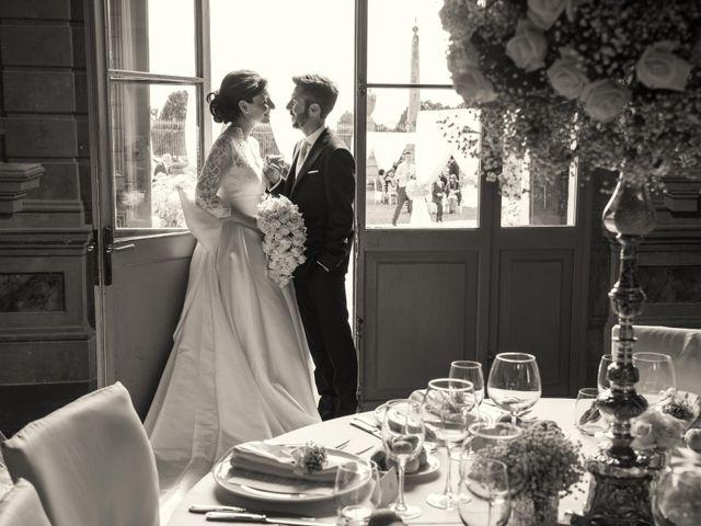 Il matrimonio di Matteo e Barbara a Pescantina, Verona 64