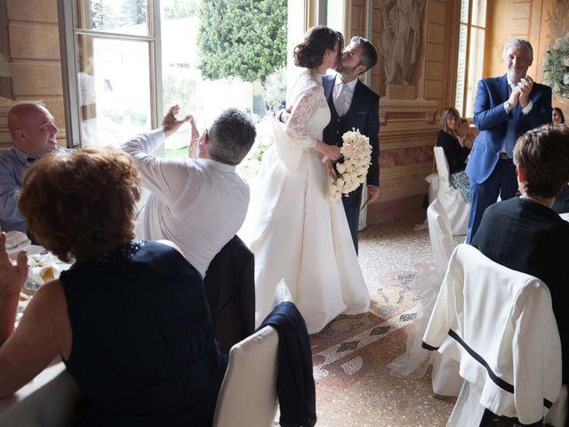 Il matrimonio di Matteo e Barbara a Pescantina, Verona 65