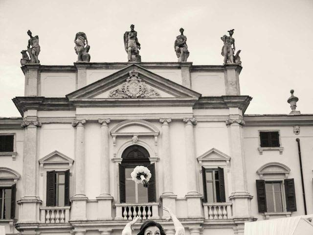 Il matrimonio di Matteo e Barbara a Pescantina, Verona 69