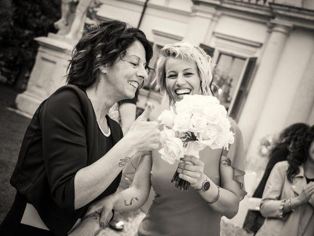 Il matrimonio di Matteo e Barbara a Pescantina, Verona 70