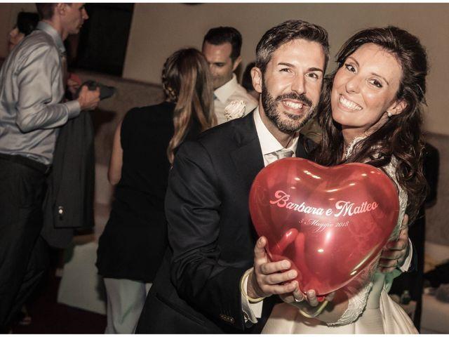 Il matrimonio di Matteo e Barbara a Pescantina, Verona 74