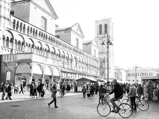 Il matrimonio di Pietro e Magda a Ferrara, Ferrara 2