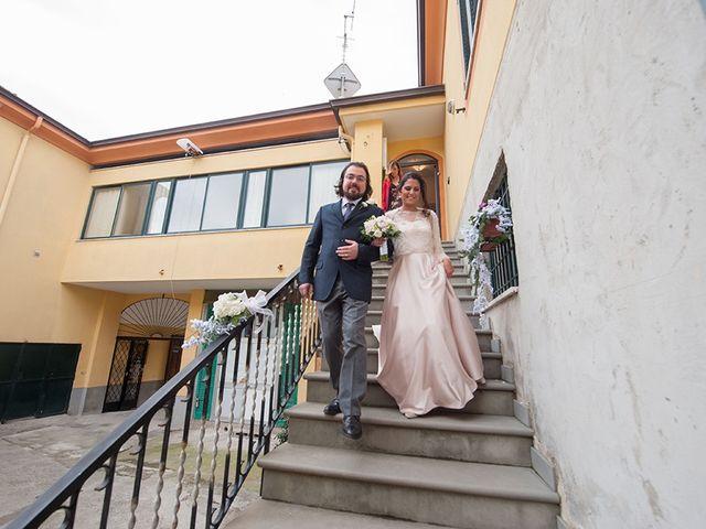 Il matrimonio di Marco e Elvira a Salerno, Salerno 2
