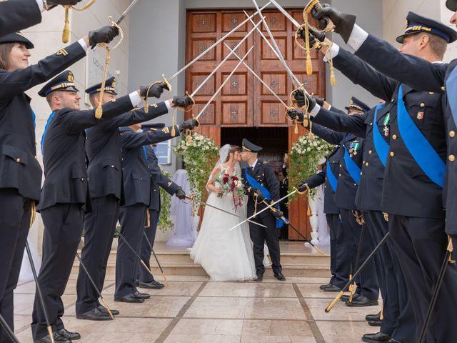 Il matrimonio di Stefano e Angela a Foggia, Foggia 24
