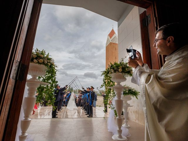 Il matrimonio di Stefano e Angela a Foggia, Foggia 25