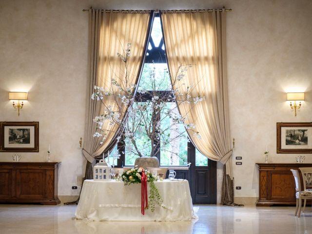 Il matrimonio di Stefano e Angela a Foggia, Foggia 35