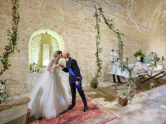 Il matrimonio di Stefano e Angela a Foggia, Foggia 36