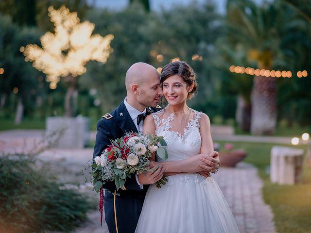 Il matrimonio di Stefano e Angela a Foggia, Foggia 37