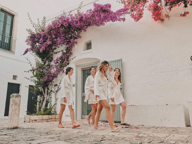 Il matrimonio di Luca e Giulia a Ostuni, Brindisi 31