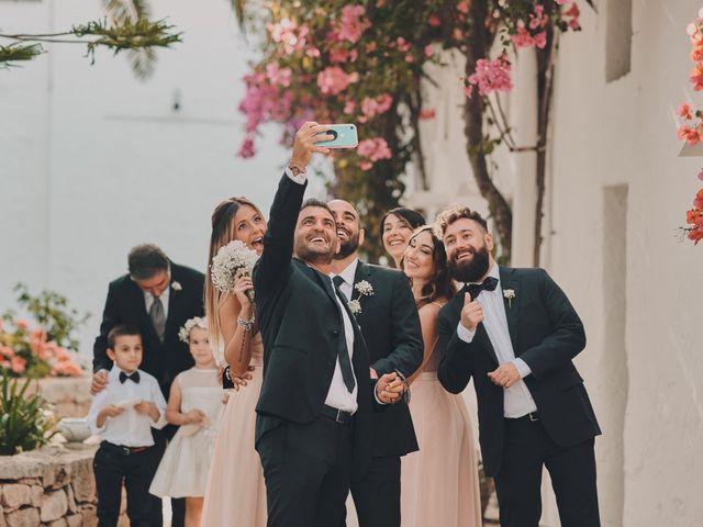 Il matrimonio di Luca e Giulia a Ostuni, Brindisi 50