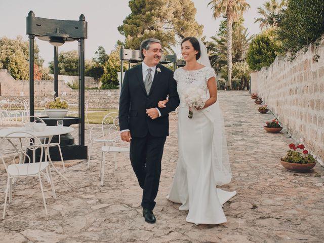 Il matrimonio di Luca e Giulia a Ostuni, Brindisi 52