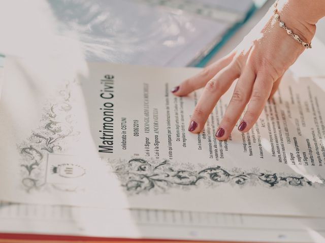 Il matrimonio di Luca e Giulia a Ostuni, Brindisi 60