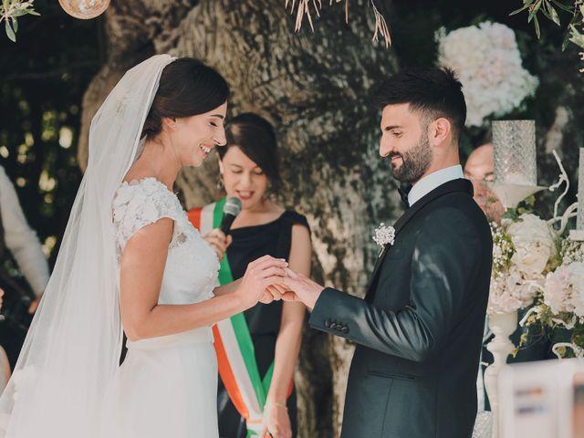 Il matrimonio di Luca e Giulia a Ostuni, Brindisi 61