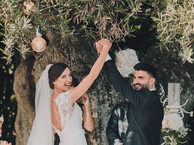 Il matrimonio di Luca e Giulia a Ostuni, Brindisi 63