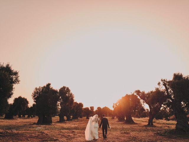 Il matrimonio di Luca e Giulia a Ostuni, Brindisi 74