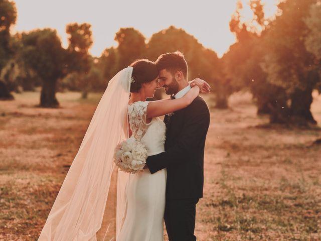 Il matrimonio di Luca e Giulia a Ostuni, Brindisi 75