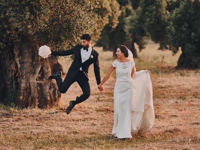 Il matrimonio di Luca e Giulia a Ostuni, Brindisi 77