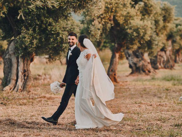 Il matrimonio di Luca e Giulia a Ostuni, Brindisi 78