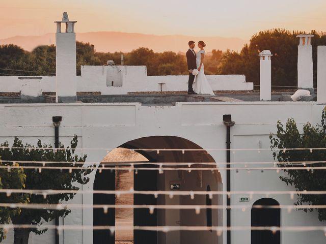 Il matrimonio di Luca e Giulia a Ostuni, Brindisi 79