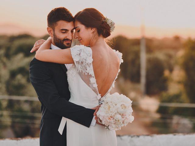 Il matrimonio di Luca e Giulia a Ostuni, Brindisi 80