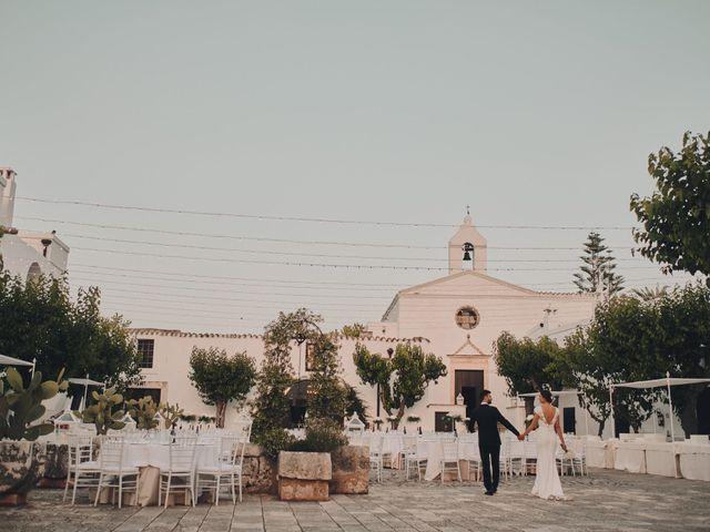 Il matrimonio di Luca e Giulia a Ostuni, Brindisi 83