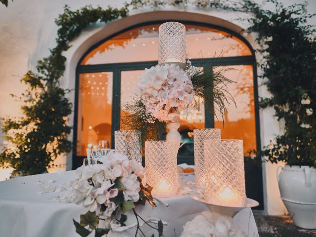 Il matrimonio di Luca e Giulia a Ostuni, Brindisi 90